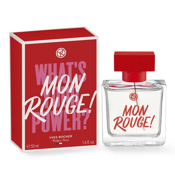 Eau de Parfum - Mon Rouge, patsuli, neroli ja iris, 50 ml -tarjous hintaan 44,9€