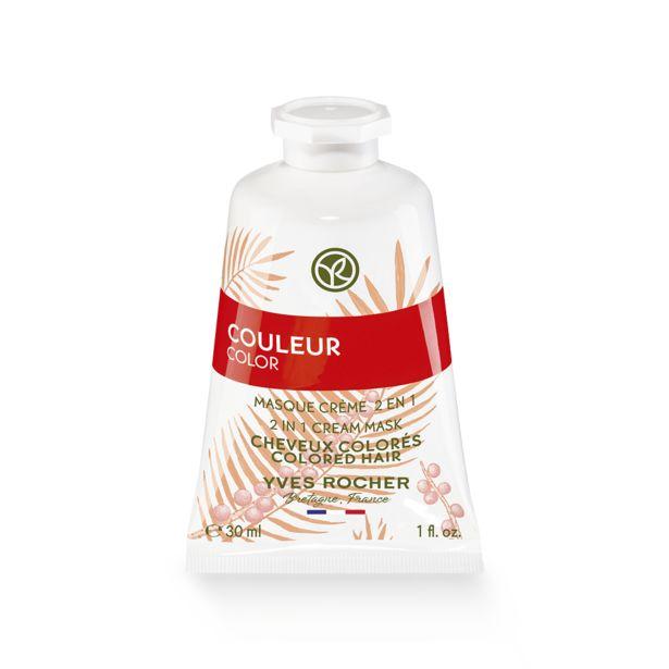 Hiusnaamio - korjaava, suojaa värjättyjä hiuksia, acai-marjan hedelmäliha -tarjous hintaan 5,5€
