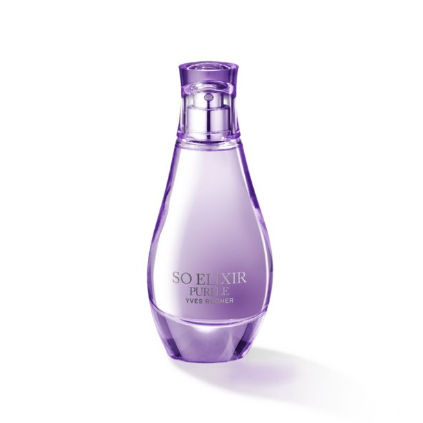Eau de Parfum - So Elixir Purple Yves Rocher, yöhyasintti, 50 ml -tarjous hintaan 43,9€