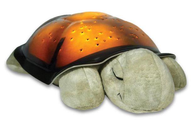 Cloud B Twilight Turtle -yövalo, Mocha -tarjous hintaan 34,9€