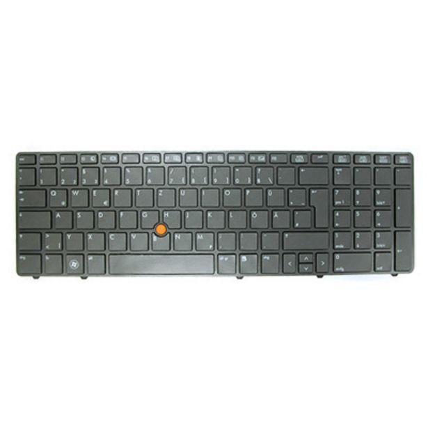 HP 703149-B71 Keyboard (FINNISH/SWEDISH) - taustavalaistu näppäimistö HP Elitebook kannettaviin tietokoneisiin -tarjous hintaan 225,9€