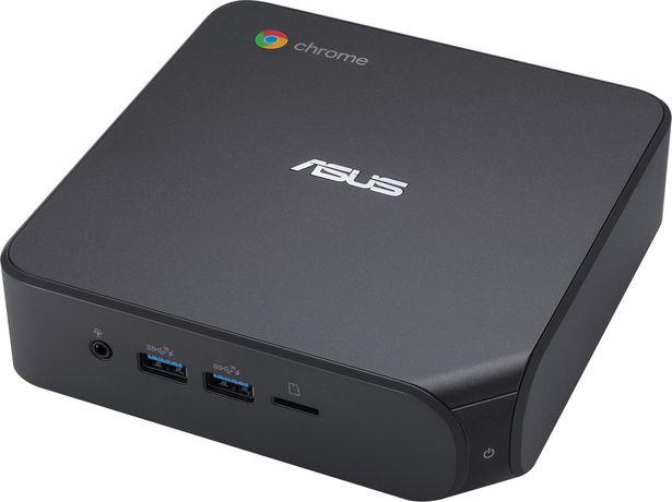 Asus Chromebox 4 -tietokone (90MS0252-M00060) -tarjous hintaan 459,9€