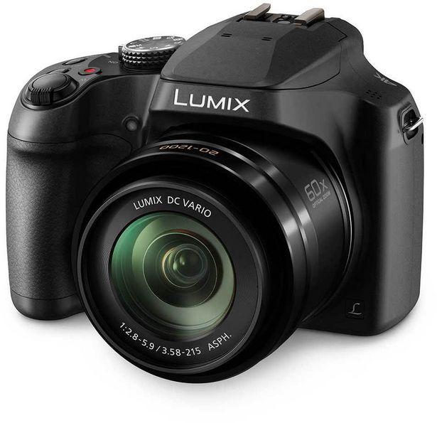 Panasonic LUMIX FZ82 -kamera -tarjous hintaan 329,9€