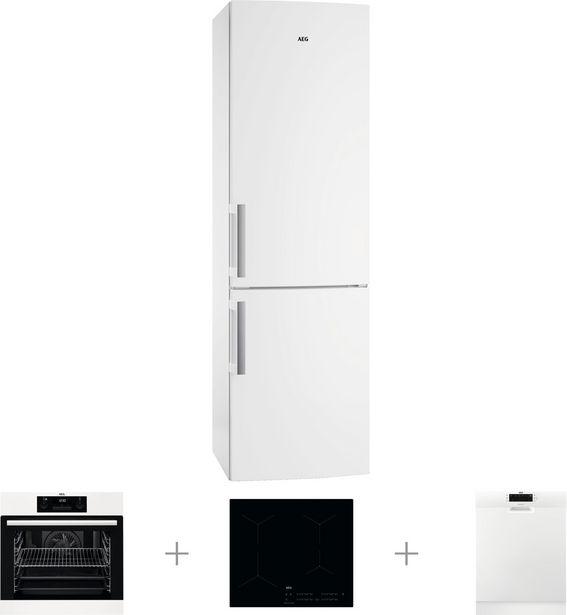 AEG kodinkonepaketti 37139, valkoinen -tarjous hintaan 2079,9€
