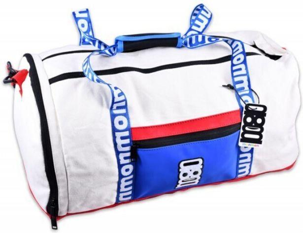 Monmon Duffel Off White -laukku, valkoinen -tarjous hintaan 29,99€