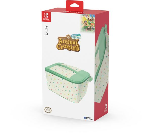 Hori Carry-All Bag, Animal Crossing, Switch / Switch OLED -tarjous hintaan 29,9€