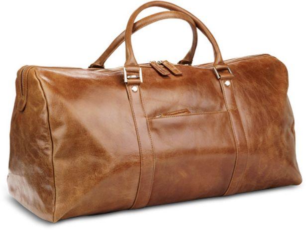 Dbramante1928 Kastrup 2 Weekender Bag -duffelilaukku, vaaleanruskea -tarjous hintaan 99,99€