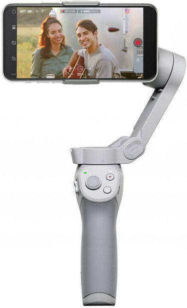 DJI OM 4 SE -gimbal kännykälle, harmaa -tarjous hintaan 99€