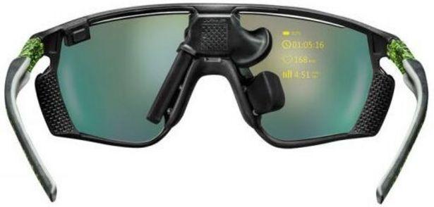 Julbo EVAD-1 -aurinkolasit, musta/keltainen -tarjous hintaan 499,9€