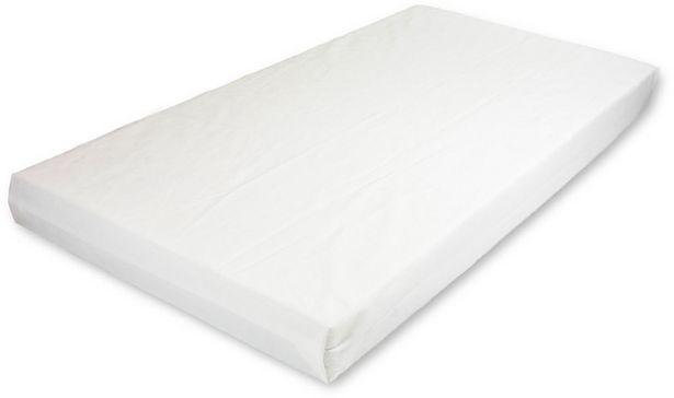 Anne & Mikael -patja polyesterkuitu, 60 x 120 cm, valkoinen -tarjous hintaan 39,9€