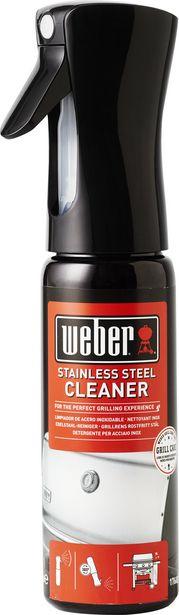 Weber rosterin puhdistusaine -tarjous hintaan 11,9€