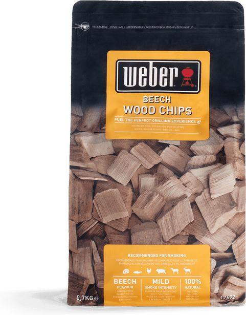 Weber-savustuslastut, pyökki -tarjous hintaan 7,9€