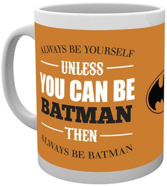 MUG Batman -muki -tarjous hintaan 9,9€