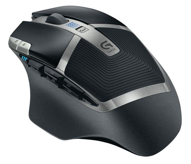 Logitech G602 -hiiri -tarjous hintaan 69,9€