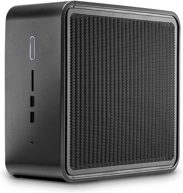 Intel NUC NUC9vXQNX tietokonerunko -tarjous hintaan 1620,9€