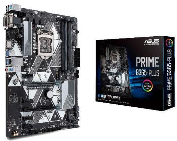 Asus PRIME B365-PLUS Intel B365 LGA1151 ATX-emolevy -tarjous hintaan 106,9€