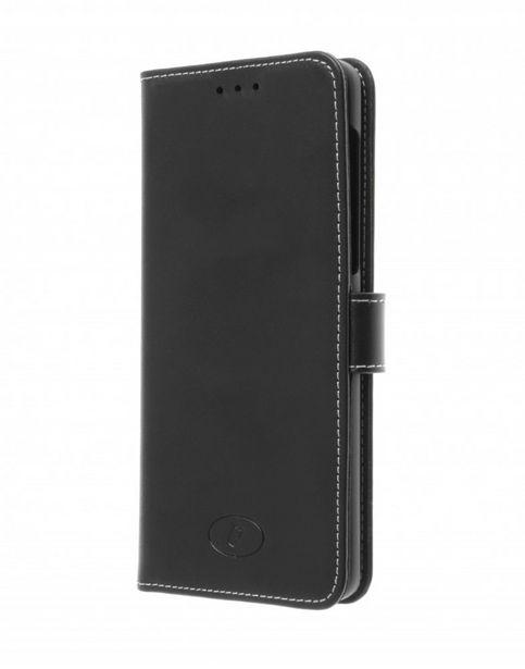 Insmat Exclusive Flip Case lompakkokotelo Motorola Moto G6 Plus (2018), musta -tarjous hintaan 19,9€