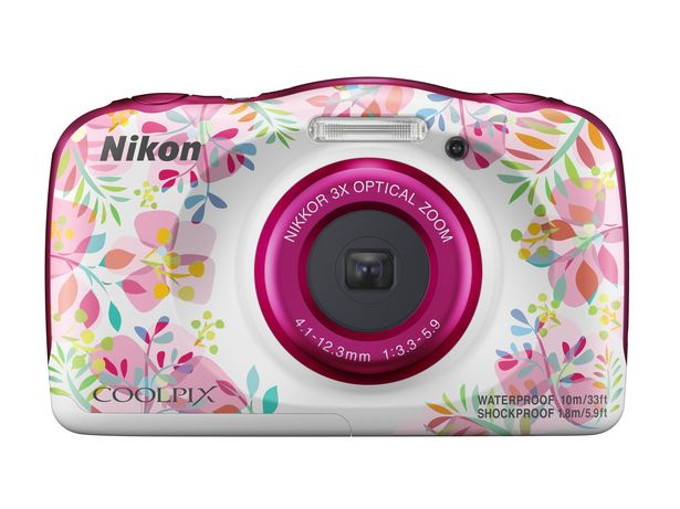 Nikon COOLPIX W150 -digikamera, kukka -tarjous hintaan 199,9€