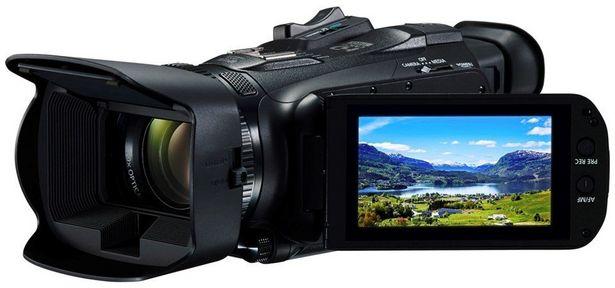 Canon LEGRIA HF G26 -videokamera -tarjous hintaan 829,9€