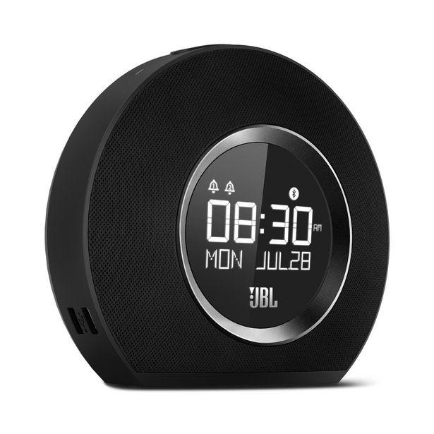 JBL Horizon -Bluetooth-herätyskello, musta -tarjous hintaan 99€