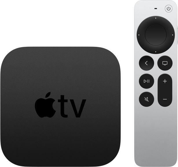 Apple TV 4K 32 Gt mediatoistin -tarjous hintaan 198,9€