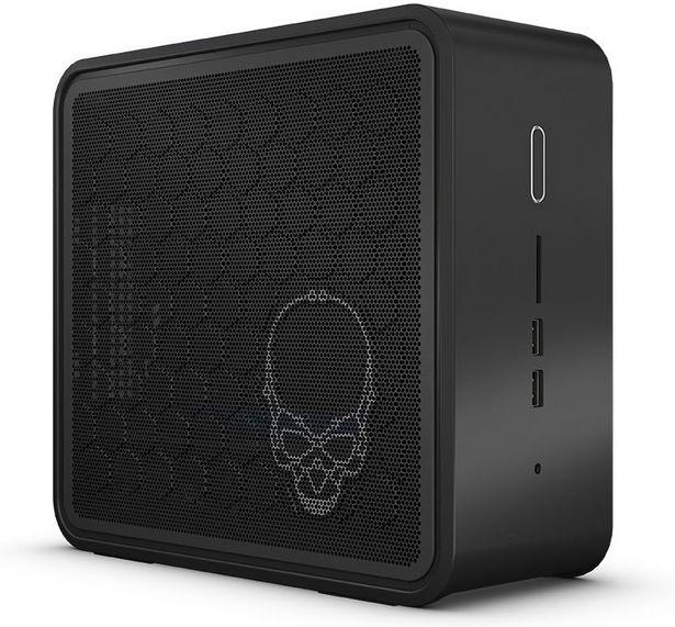 Intel NUC NUC9i7QNX tietokonerunko -tarjous hintaan 1002,9€