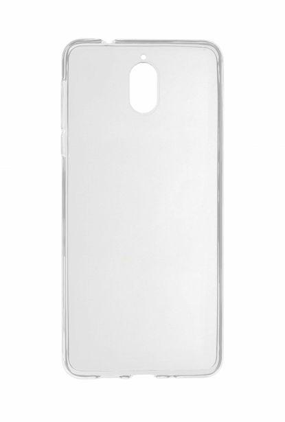 Insmat Crystal -takakuori, Nokia 3.1, läpinäkyvä -tarjous hintaan 9,9€