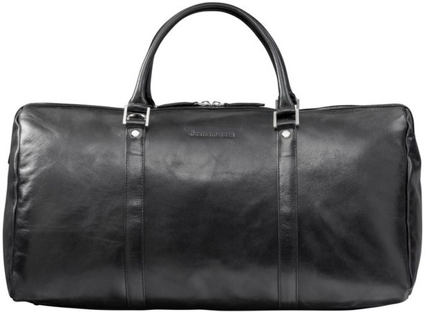 Dbramante1928 Kastrup 2 Weekender Bag -duffelilaukku, musta -tarjous hintaan 99,99€