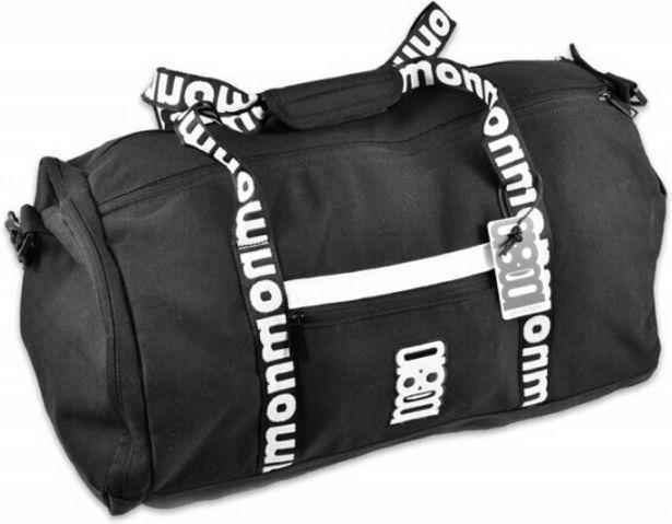 Monmon Duffel Black -laukku, musta -tarjous hintaan 29,99€