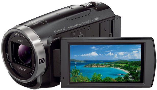Sony HDR-CX625 -videokamera -tarjous hintaan 454,9€