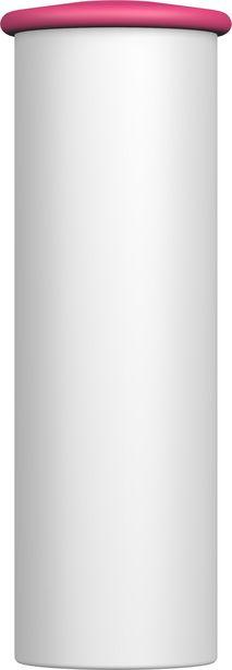 Flint refill -täyttörulla, pinkki korkki -tarjous hintaan 3,9€