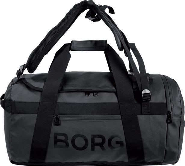 Björn Borg Duffel 35L -duffelilaukku, musta -tarjous hintaan 79,99€