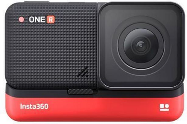 Insta360 ONE R Twin action- ja 360-kamera -tarjous hintaan 529,9€