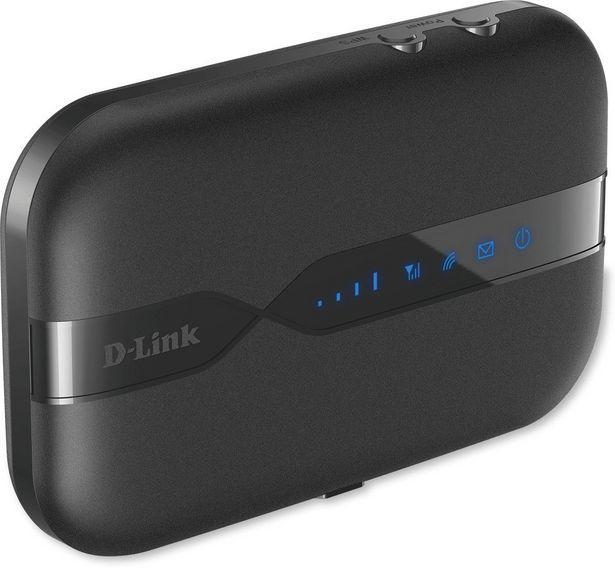 D-Link DWR-932 4G LTE-modeemi & WiFi-tukiasema -tarjous hintaan 59,9€