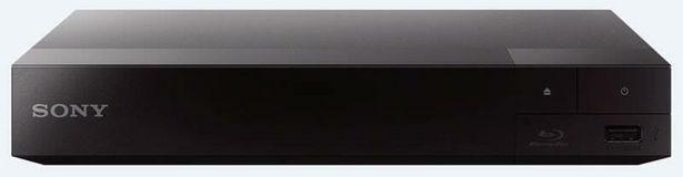 Sony BDP-S1700B Smart Blu-ray -soitin -tarjous hintaan 79€