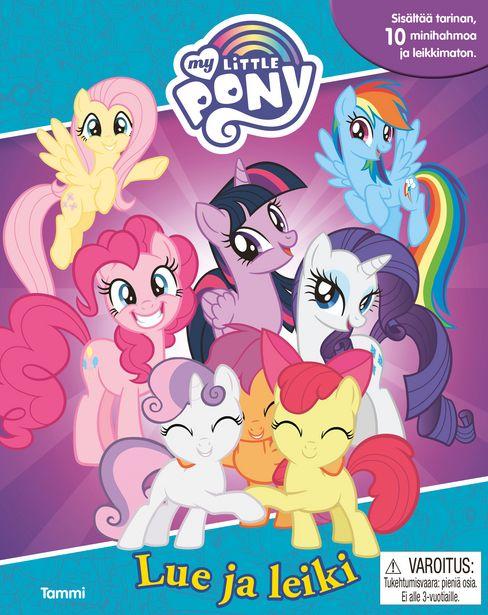 My Little Pony. Lue ja leiki -tarjous hintaan 16,9€