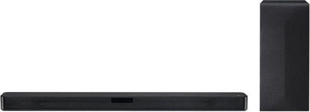 LG SN4 2.1 Soundbar -äänijärjestelmä -tarjous hintaan 199€