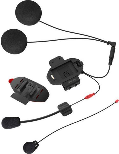 Sena SF1 / SF2 / SF4 -kypäräkiinnikesarja HD-kaiuttimilla -tarjous hintaan 64,9€