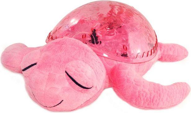 Cloud B Tranquil Turtle -yövalo, Pink -tarjous hintaan 49,9€