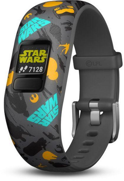 Garmin Vivofit jr. 2 -aktiivisuusranneke, Star Wars The Resistance -tarjous hintaan 59€