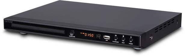 Denver DVH-1245 DVD-soitin -tarjous hintaan 59,9€