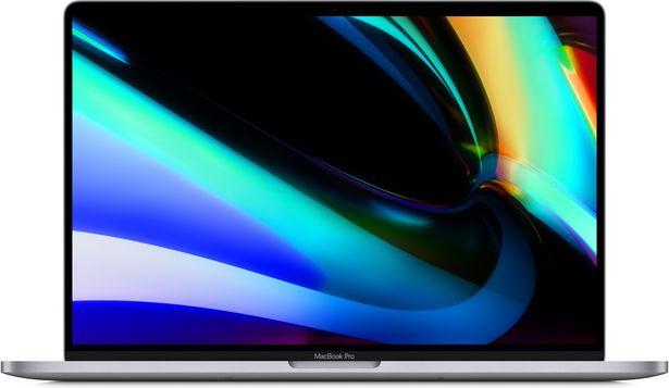 """Apple MacBook Pro 16"""" 32 Gt, 1 Tt SSD -kannettava, tähtiharmaa (MVVK2) -tarjous hintaan 3558,9€"""