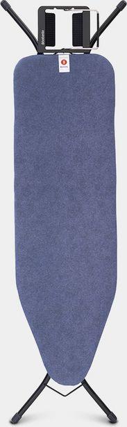 Brabantia silityslauta, B-koko (124x38 cm), Denim blue -tarjous hintaan 79€