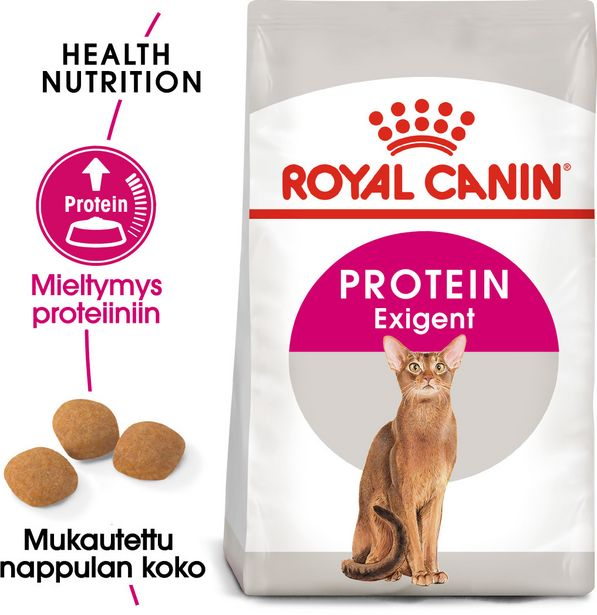 Royal Canin Protein Exigent -kuivaruoka, 10 kg, 2-PACK -tarjous hintaan 108,9€