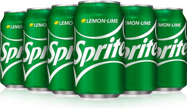 Sprite Lemon Lime USA -virvoitusjuoma, 355 ml, 12-PACK -tarjous hintaan 16,99€