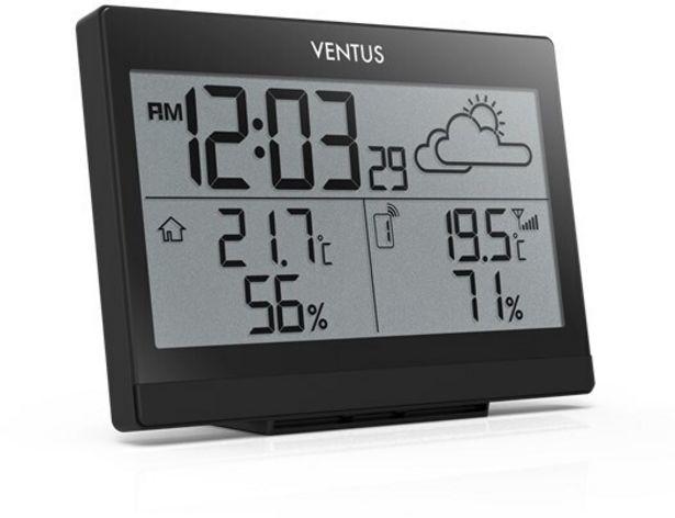 Ventus W220 -sääasema -tarjous hintaan 60,9€