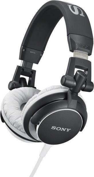 Sony MDR-V55B kuulokkeet, mustavalkoinen -tarjous hintaan 54,9€