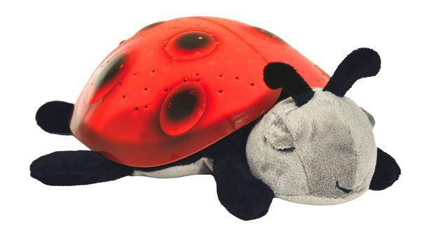 Cloud B Twilight Ladybug -yövalo, väri punainen -tarjous hintaan 39,9€