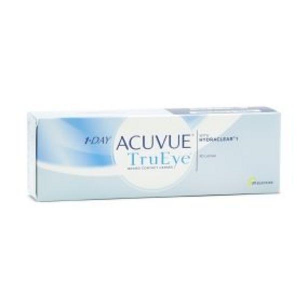 1-Day Acuvue TruEye -tarjous hintaan 23€