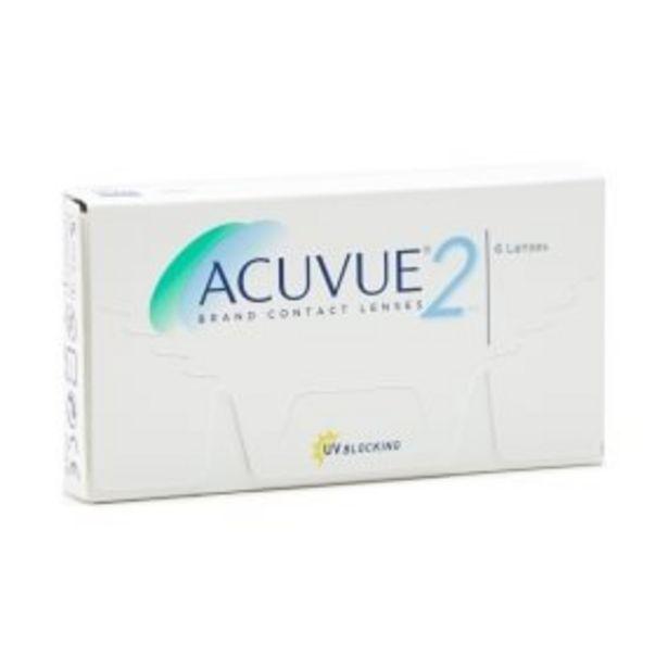 Acuvue 2 -tarjous hintaan 16€